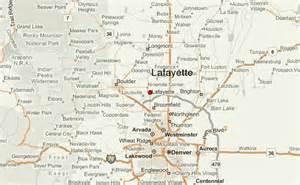 lafayette colorado map lafayette colorado location guide