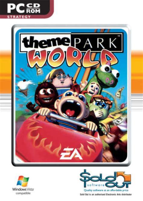 theme park pc theme park world pc zavvi com