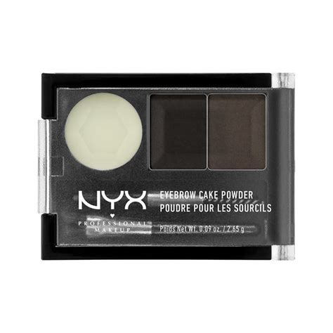 Nyx Cake Powder eyebrow cake powder nyx professional makeup