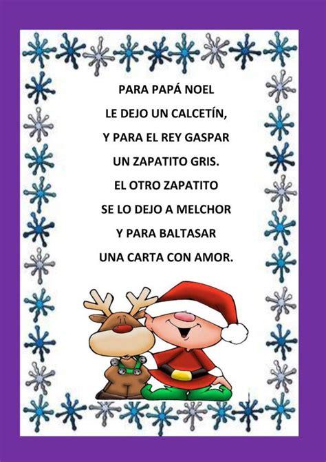 poemas de navidad poesias navide 241 as para ni 241 os cerca amb google recursos