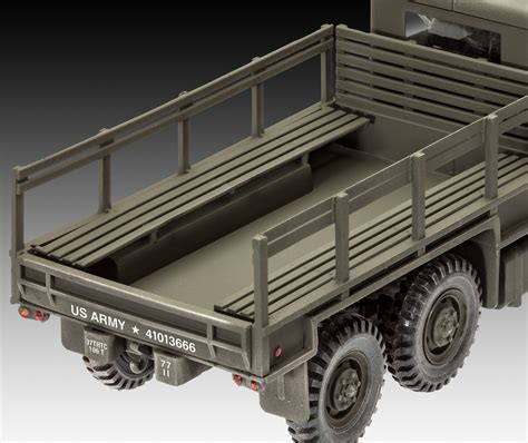 tactical truck revell shop m34 tactical truck road vehicle