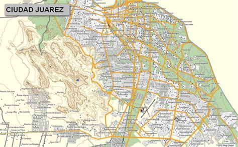 imagenes satelitales cd juarez cartografia gps map e32 topographical map for garmin