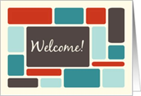 Welcome Cards For New Employees From Greeting Card Universe Welcome New Employee Sign Template