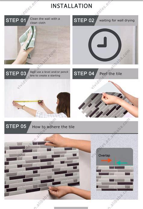3d Gel Tiles Backsplash by Wholesale Decorative 3d Gel Like Wall Tiles Backsplash
