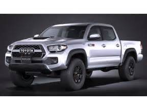 Toyota Tacoms Toyota Tacoma Trd Pro 2017 Squir