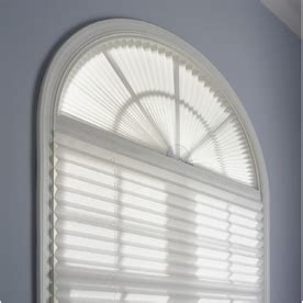 Half Curtain Rod Arched Window Treatment Ideas Arched Window Coverings
