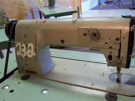 industrial sewing machine table pfaff 463 industrial sewing machine w table new motor