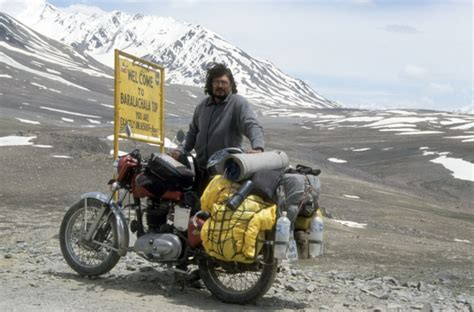 tende per moto loner viaggiare a 60km h 187 in moto da sulla cima