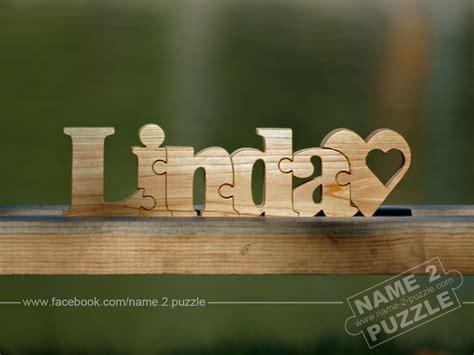 unique gifts unique 3d name puzzles best personalized
