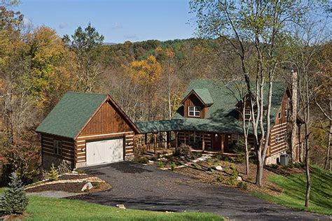 appalachian log homes custom home pictures cabins 443569