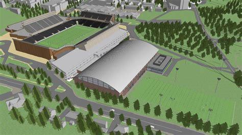 field house go inside boston college s planned athletics field house boston business journal