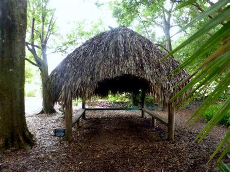 Chiki Hut Chickee Hut Picture Of Fort Florida Tripadvisor