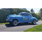 1950 Chevy Coupe Gasser 100% Street Legal For Sale In MOUNT PLEASANT