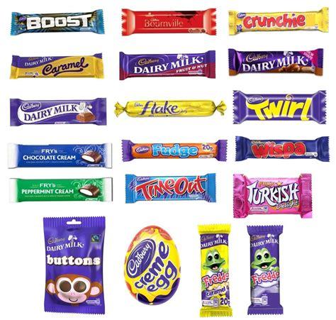 6 X Cadbury Chocolate Huge Range Sweet Shop Uk British