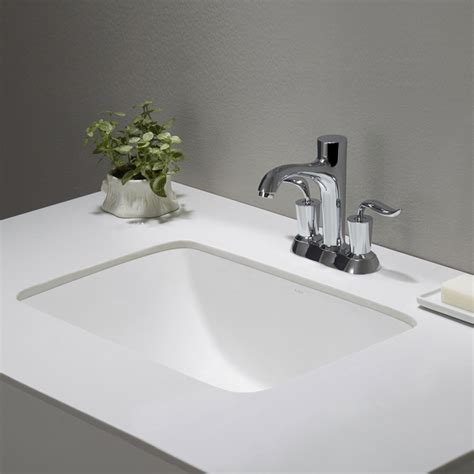 kraus kcu241 elavo white undermount single bowl bathroom