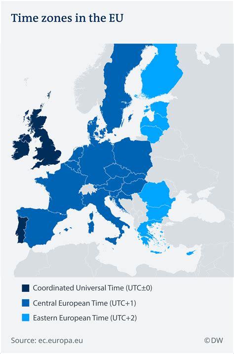 eu votes  quit daylight savings time