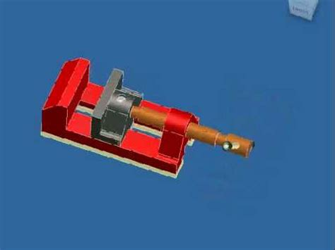 bench vice assembly petroleumzonesvideo autodesk inventor bench vice