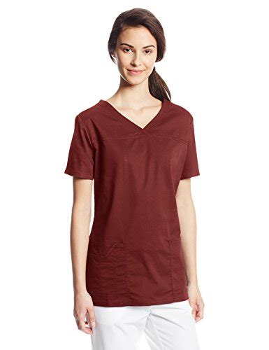V Top Import S Ww Stretch V Neck Top Import It All