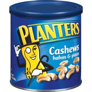 1 00 1 planters cashews halves pieces or mixed nuts