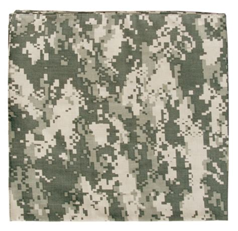 acu color army acu digital camouflage bandana 27