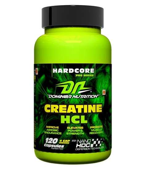 creatine hcl dn creatine hcl 120 caps buy proteins sports