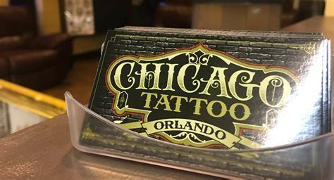 chicago tattoo company chicago co shop in the greater orlando area