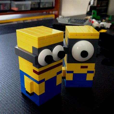 lego minion tutorial 114 best minion birthday party images on pinterest