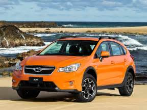 Orange Subaru Andoniscars For Excellence