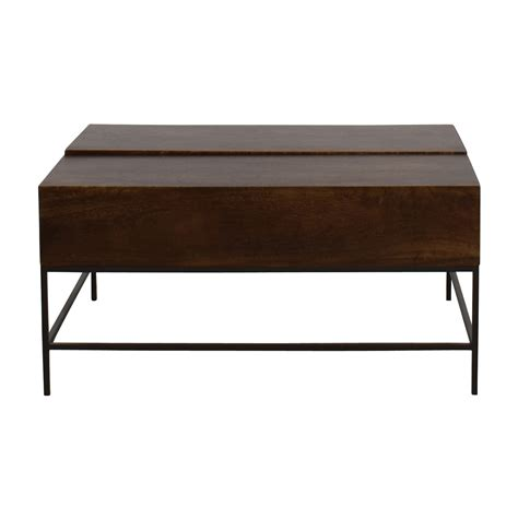 west elm coffee white accent table coupon code