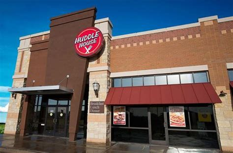 huddle house franchisee adds second location becomes