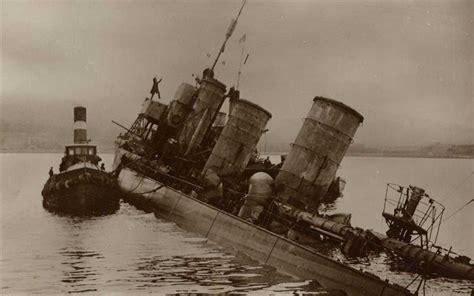 lade navali 1919 scapa flow 90 jahre