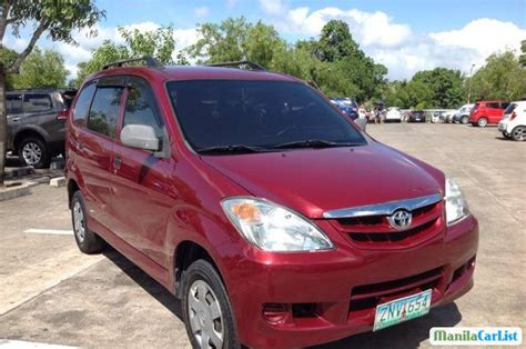 Toyota Avanza User Manual Toyota Avanza Manual 2008 For Sale Manilacarlist