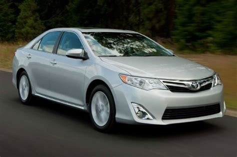 Recalls On 2013 Toyota Camry 2013 Toyota Camry Front Three Quarter Silver1 Photo 1