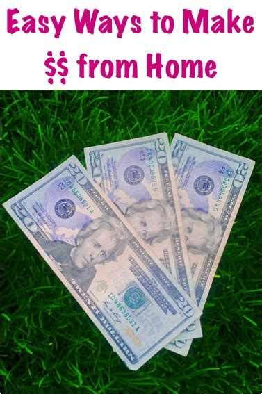 Ways To Make Money Online From Home For Free - 8 top survey sites to make money online the frugal girls