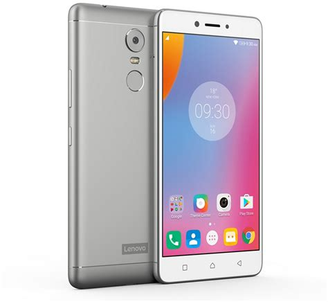 Lenovo Vibe Note K6 lenovo k6 k6 power and k6 note launched with snapdragon 430