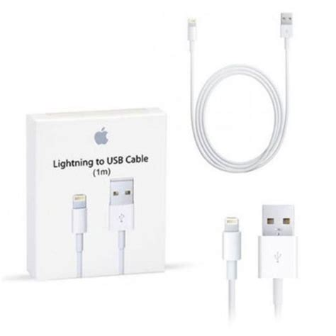 original apple lightning cable chargeur usb iphone 5 6 7 pas cher
