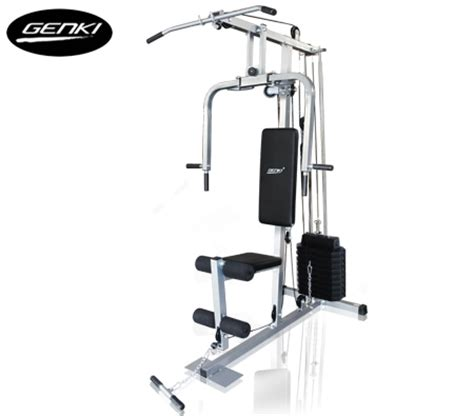 Dumbbell Sport Station genki multi station weightlift weight bench home