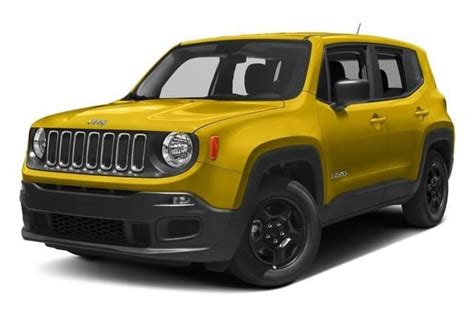jeep yellow 2017 2017 chevrolet trax vs 2017 jeep renegade l decatur in l