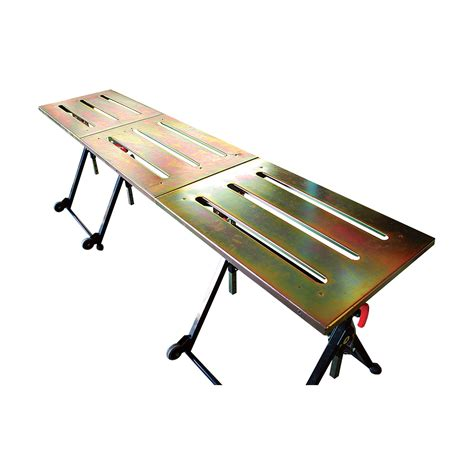 Strong Hand Tools Nomad Expanded Welding Table Model Strong Welding Table