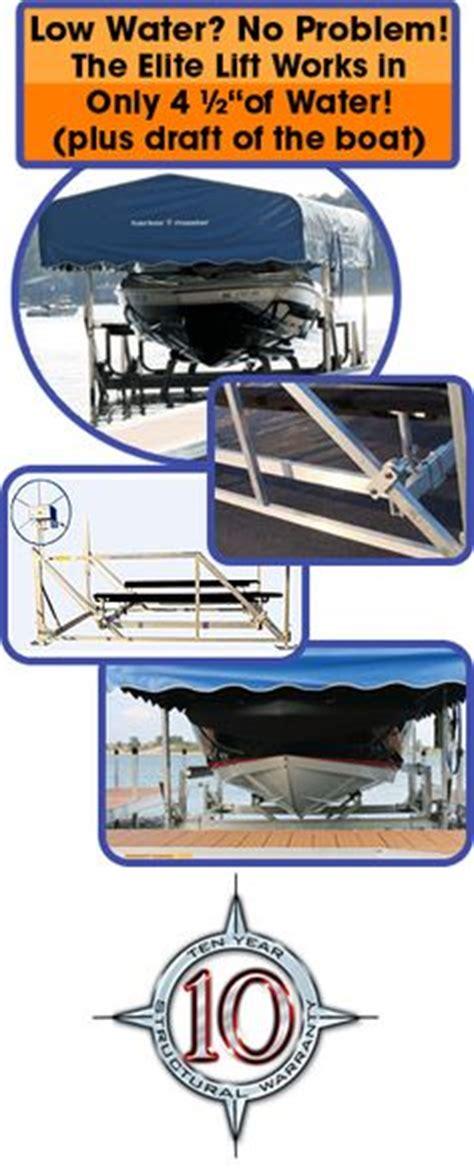 harbor master boat lift 1000 images about boat houses on pinterest boat dock