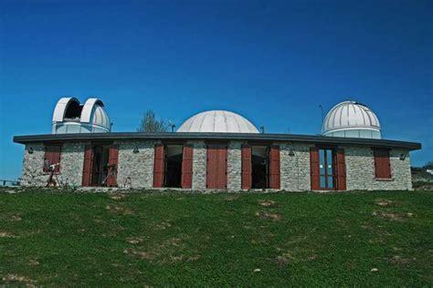 osservatorio astronomico pavia cerlife e l osservatorio ca monte cer