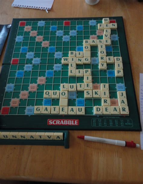 oi scrabble i think i am quite ready for another adventure bilbo baggins