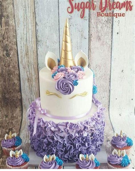 fiestas infantiles de unicornios con las mejores ideas - Como Decorar Un Pastel De Unicornio En Casa