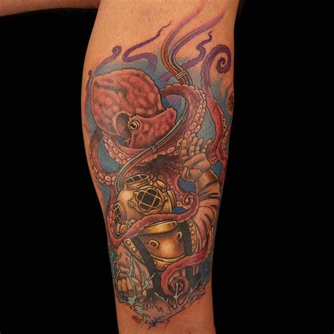 sausage tattoo aquatic by walter quot sausage quot frank awesome ink