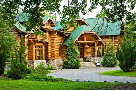 69 best images about log cabins on lakes log