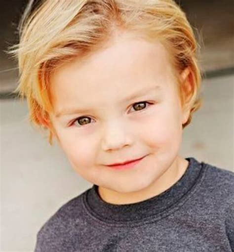 hairstyles for toddlers boys from medium to short hair boys haircuts for all the times
