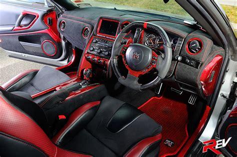 Skyline Gtr R35 Interior by Obakemono Nissan Gt R Cba R35