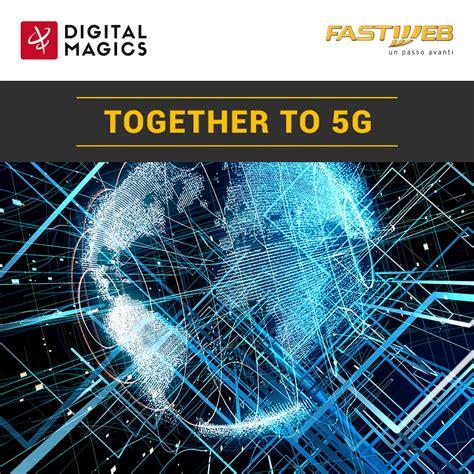fastweb mobile start fastweb al via together to 5g fastweb in collaborazione
