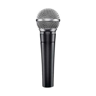Mic Microphone Kabel Shure Sm 58 jual headphone set karaoke shure harga menarik
