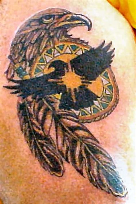 eagle feather tattoo eagle feather